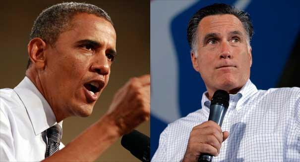 Obama-Romney - 2012 Presidential Election